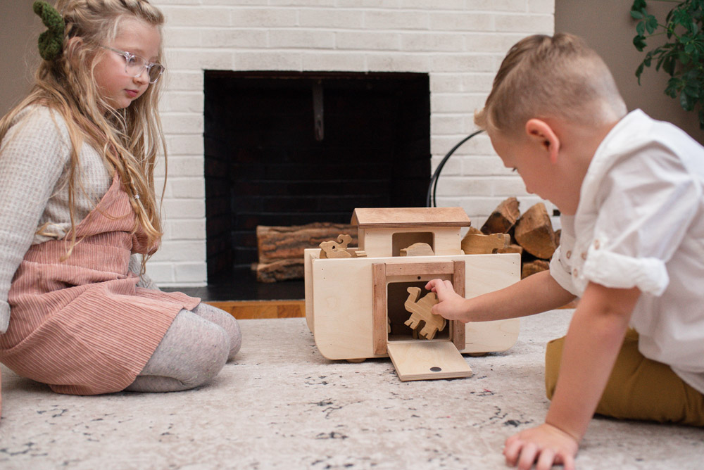 You are currently viewing Benefits of Wooden Toys