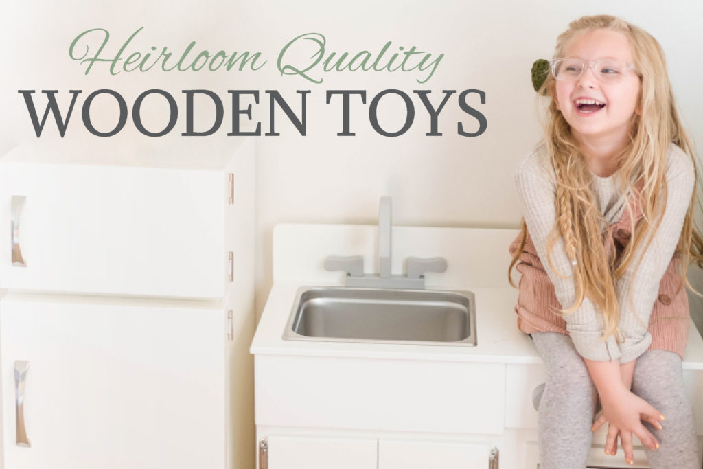 Heirloom Quality Wooden Toys