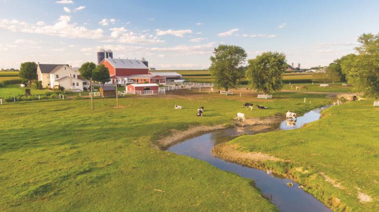 Lancaster County Farm
